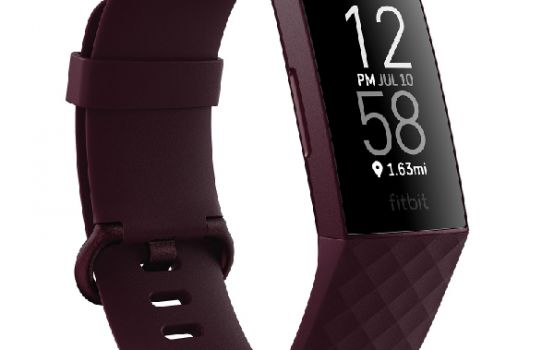 Charge 4 Rosewood Band Touchscreen Smart Watch 22.6mm-01