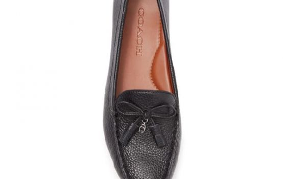 Coach Gia Leather Tassel Loafer-02