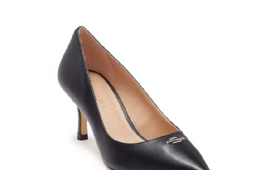 Coach Orla Leather Pump-06