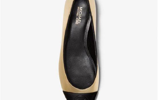 Dylyn Metallic Leather Ballet Flat-03
