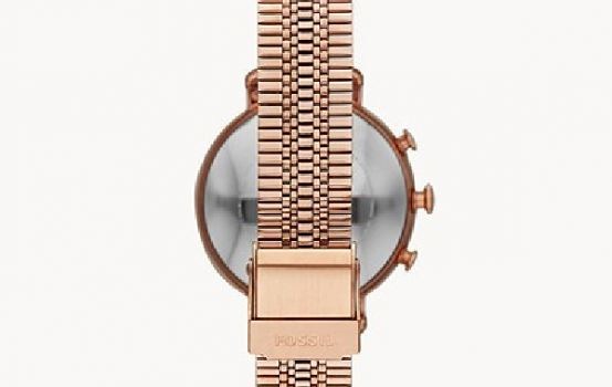 Hybrid Smartwatch Cameron Rose Gold-Tone Stainless Steel-12