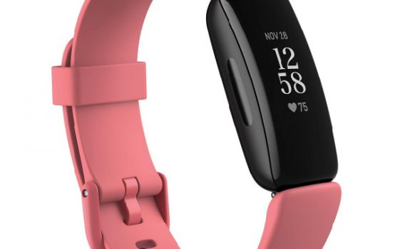 Inspire 2 Desert Rose Strap Smart Watch 19.5mm-01