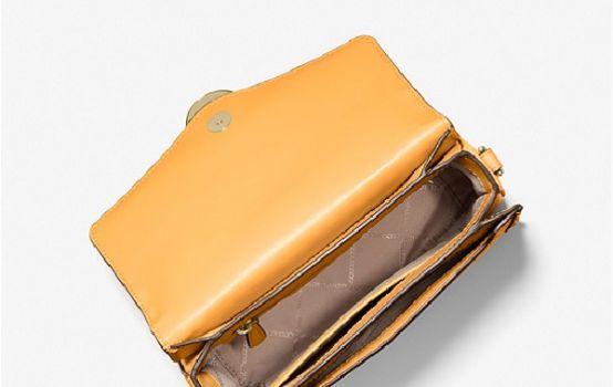Jessie Medium Two-Tone Logo Shoulder Bag-03