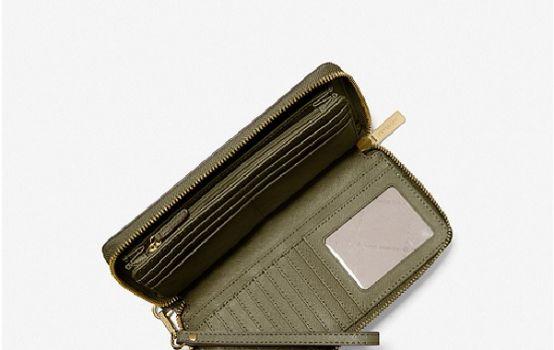 Jet Set Large Saffiano Leather Pocket Wallet-04