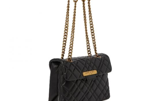 KG by KURT GEIGER Dual Shoulder Quilted Brixton Bag-02