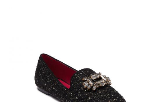 KG by KURT GEIGER Pia Jewel Embellished Slip On Loafer-01