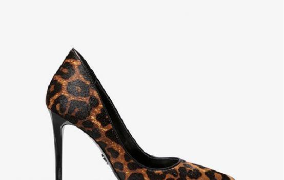 Keke Leopard Calf Hair Pump-02