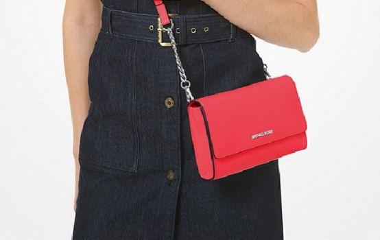 Saffiano Leather 3-in-1 Crossbody-10