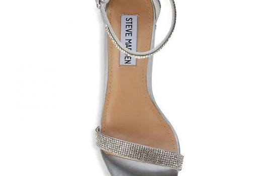 Steve Madden Stecia Embellished Metallic Ankle-Strap Sandals-02