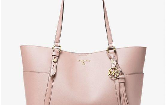 Sullivan Large Saffiano Leather Tote Bag-01