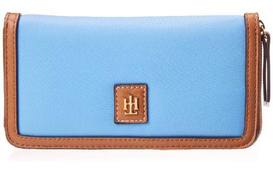 Tommy Hilfiger Julia Large Nylon Zip Wallet 1-01