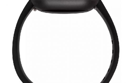 Versa 2 Black Elastomer Strap Touchscreen Smart Watch 39mm-03