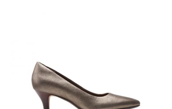 clarks Linvale Jerica Metallic Pump - Wide Width Available-04