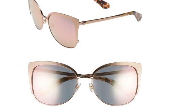 kate spade new york genice 57mm cat-eye sunglasses-07