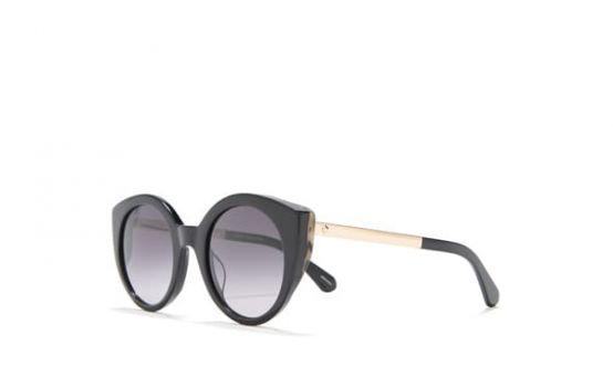 kate spade new york norina 50mm cat eye sunglasses-09