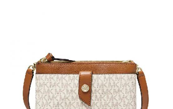 MICHAEL Michael Kors Signature Phone Crossbody Bag-01