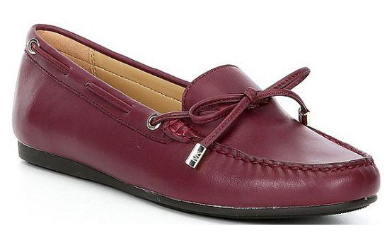 Michael Kors MICHAEL Michael Kors Sutton Moc Bow Detail Loafers-01