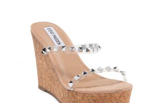 Steve Madden Selfless Studded Platform Wedge Sandal-05